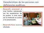 caracter sticas de las personas con deficiencias auditivas1
