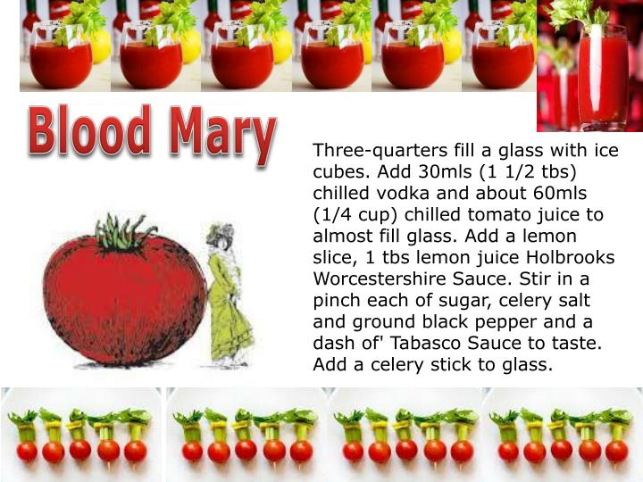 Blood Mary