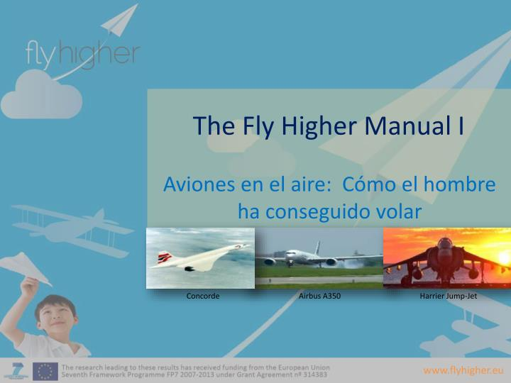 the fly higher manual i n.
