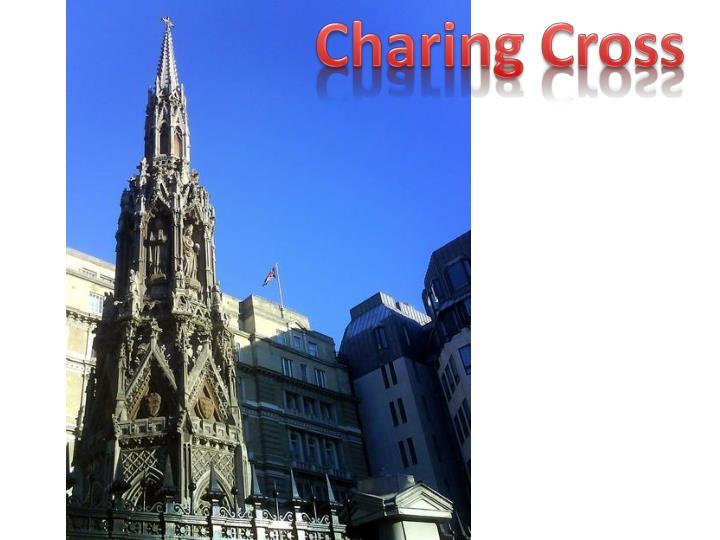 Charing