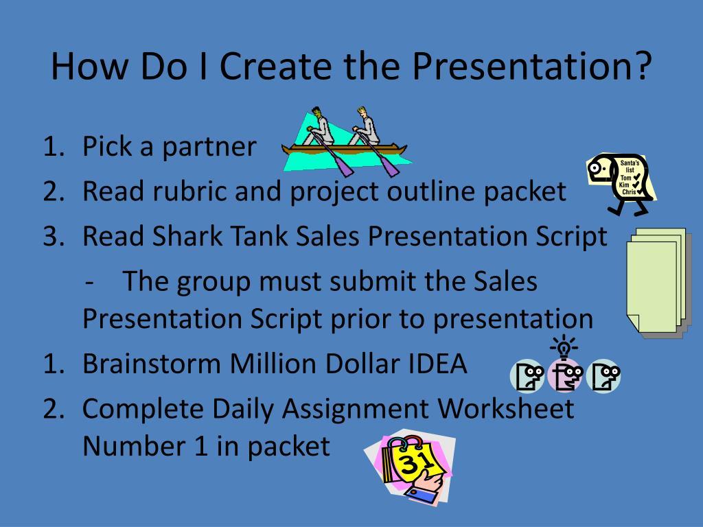 PPT - SHARK TANK PowerPoint Presentation - ID:2281489