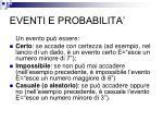eventi e probabilita1