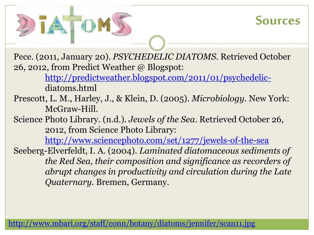 PPT - DIATOMS PowerPoint Presentation - ID:2282180