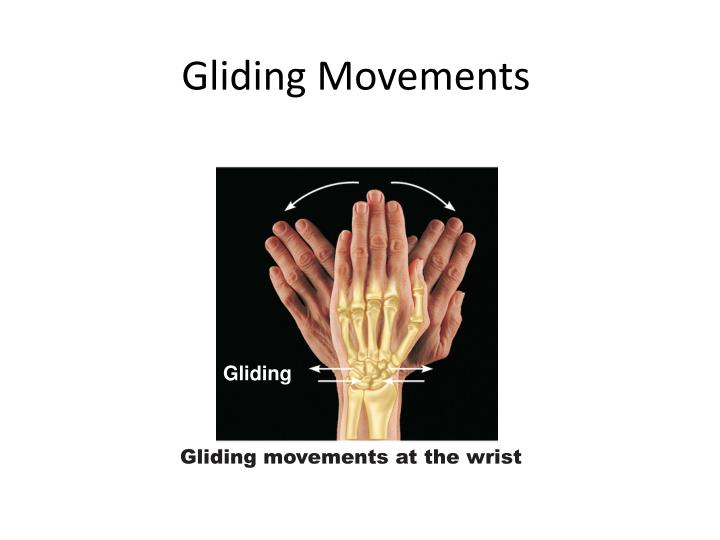 Gliding Movements
