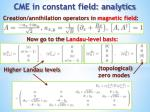 cme in constant field analytics1