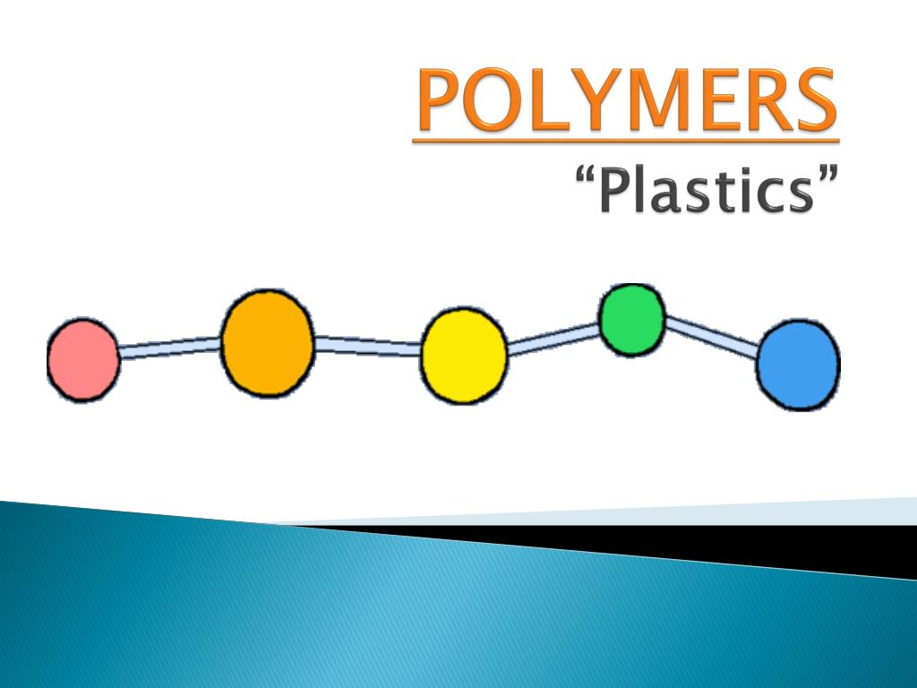 PPT - POLYMERS