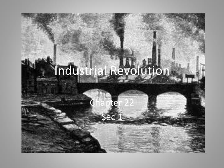 the effects of the industrial revolution in great britain A key stage 3 history revision resource for the industrial revolution home  history  the industrial era  the industrial revolution not just in britain.