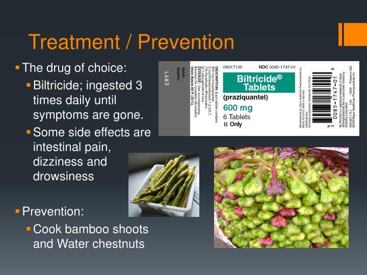 Treatment / Prevention