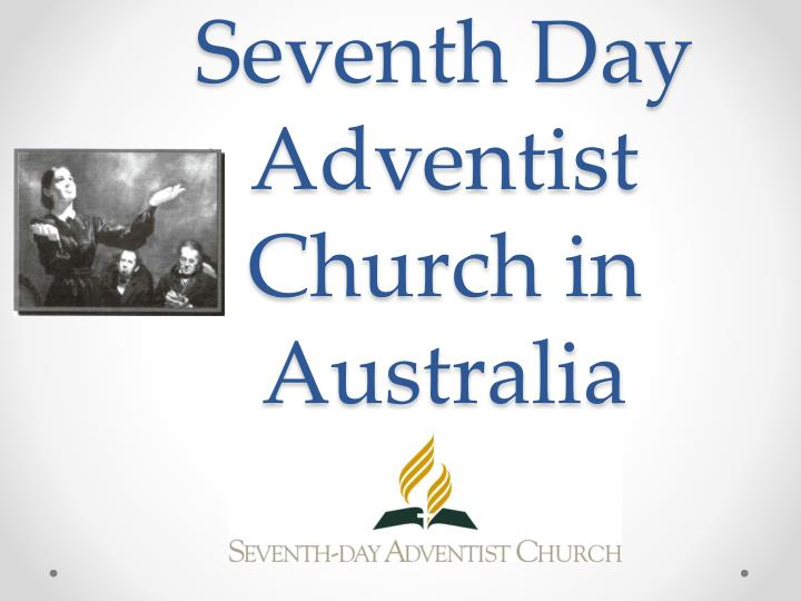 seventh day adventist church in australia n.