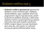 diabetes mellitus tipe 3