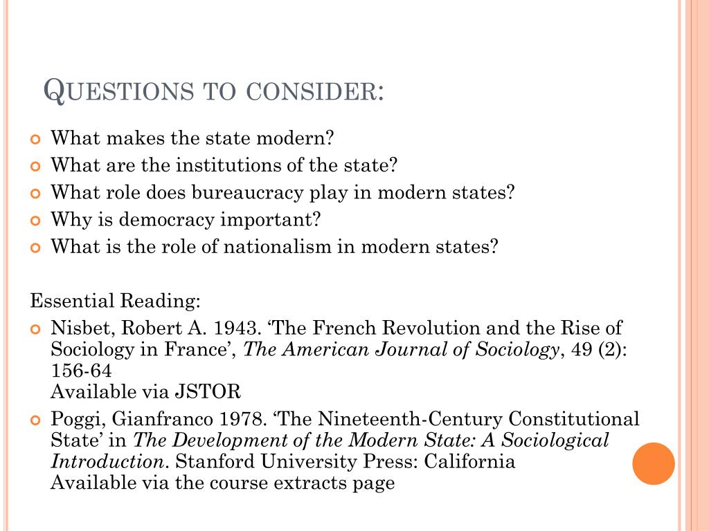 PPT - The French Revolution and the Modern State PowerPoint