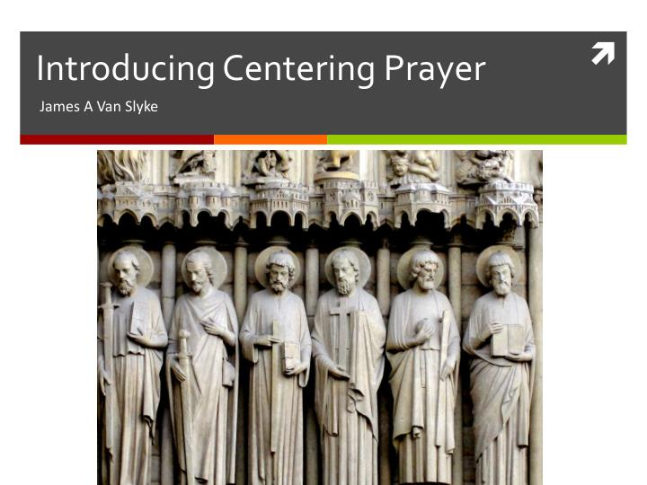 introducing centering prayer n.