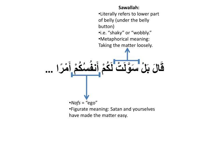 Sawallah