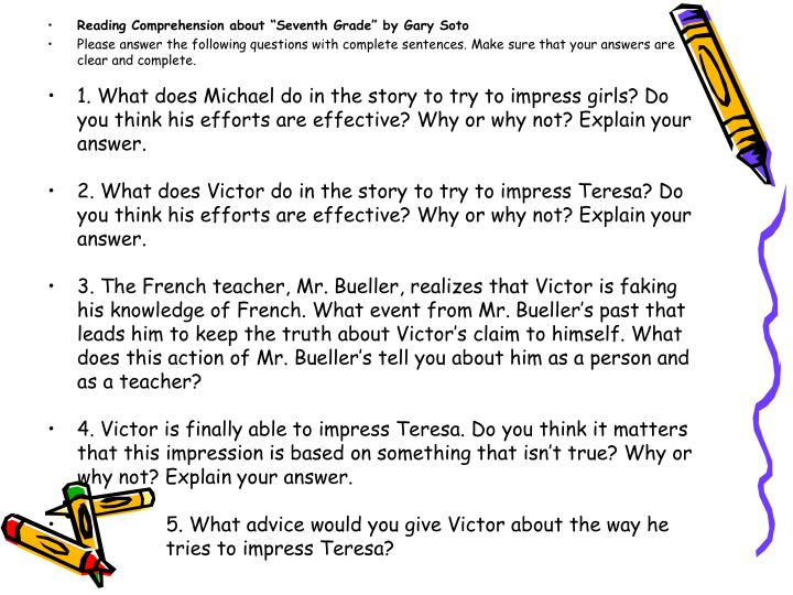 Ppt Characterization And Elements Of A Short Story By Mrtz