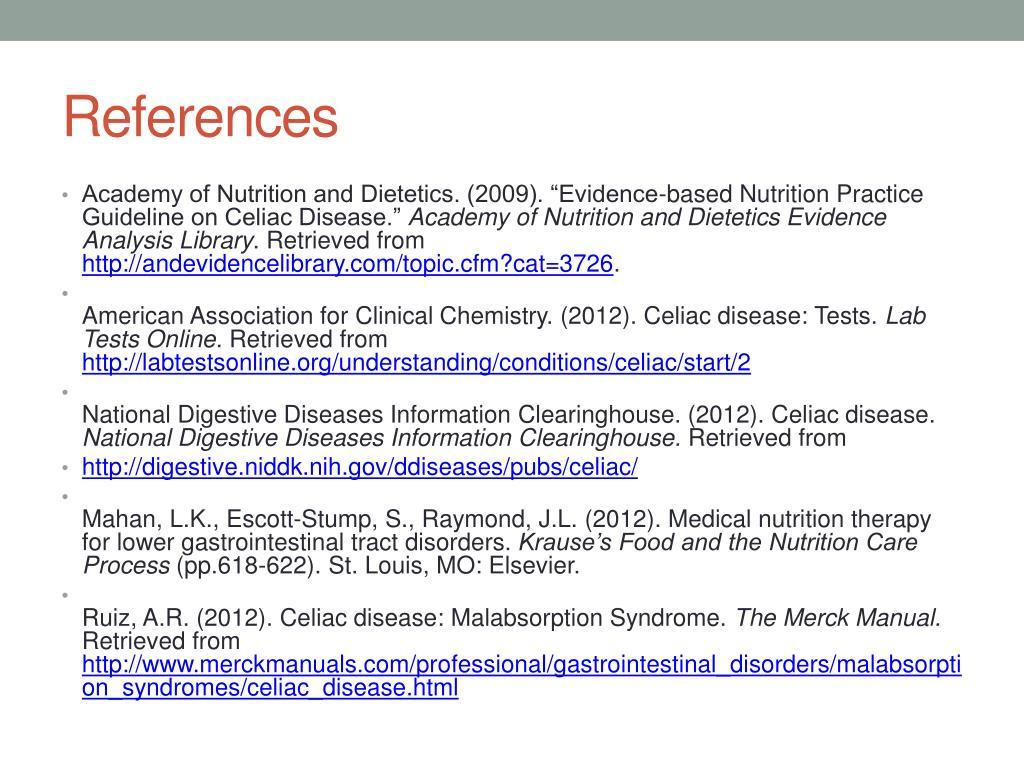 PPT - Celiac Disease Case Study PowerPoint Presentation ...