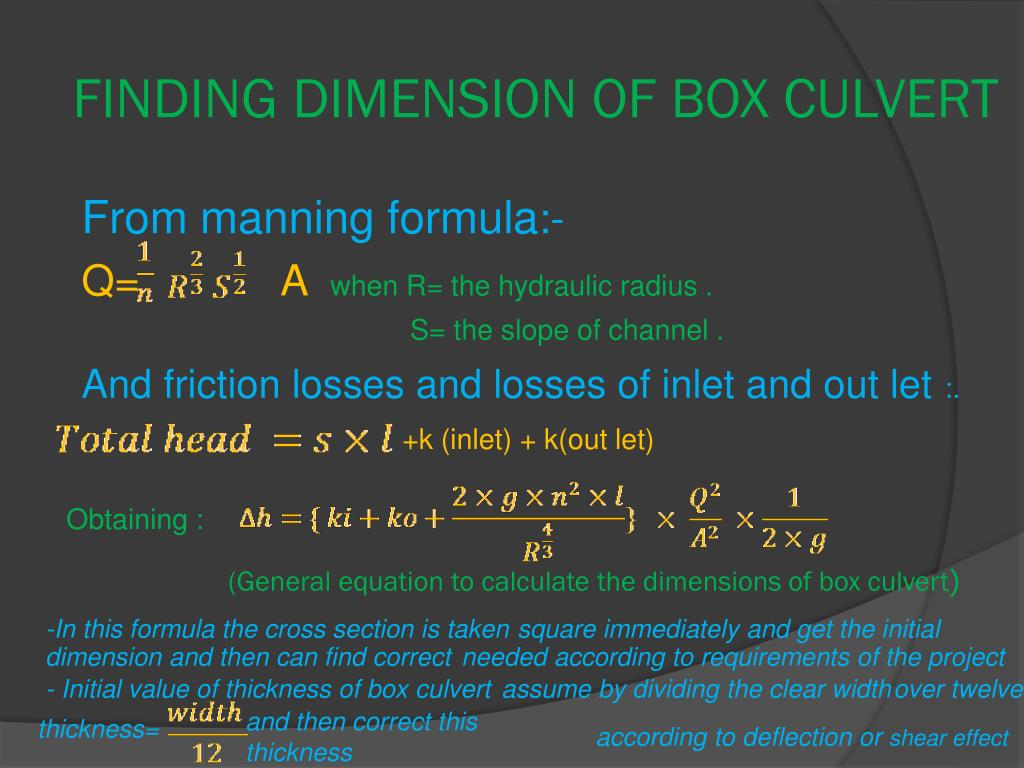 PPT - SEMINAR IN ADVANCED STRUCTURE analysis and design of box