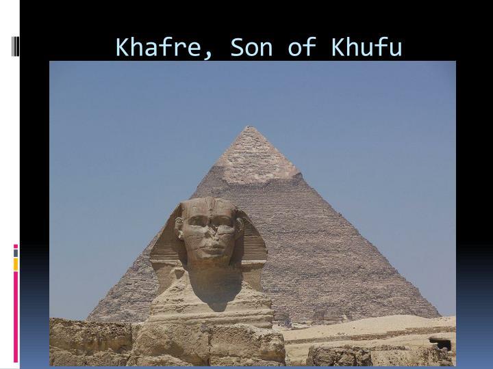 Khafre