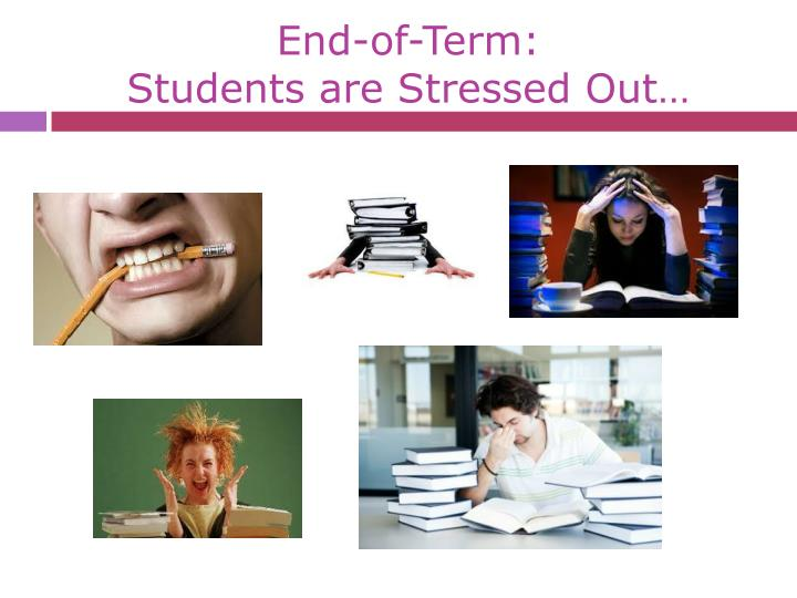 End-of-Term: