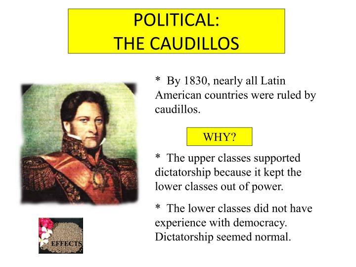 POLITICAL: