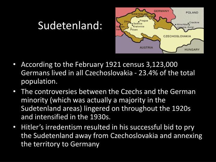 Sudetenland: