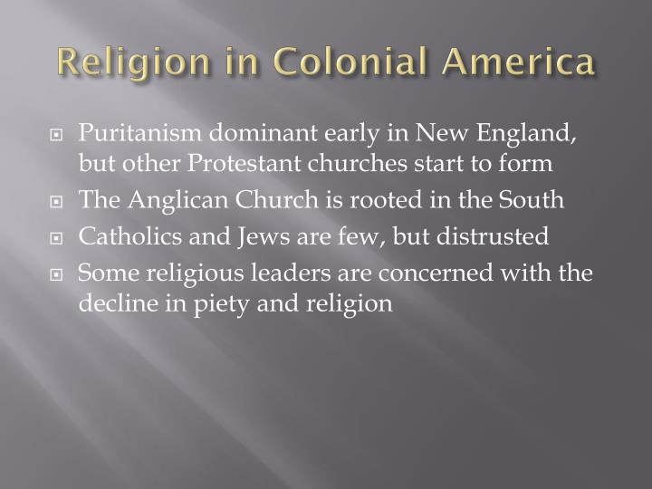 religion in colonial american literature week Religion - religion in colonial america my account preview preview cotton mather in n baym (ed), the norton anthology of american literature volume 1 (p 143).