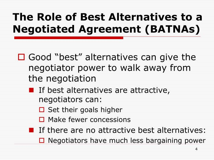 Ppt Negotiation Versatility Part 1 Strategy And Tactics Of