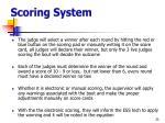 scoring system2