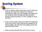 scoring system4