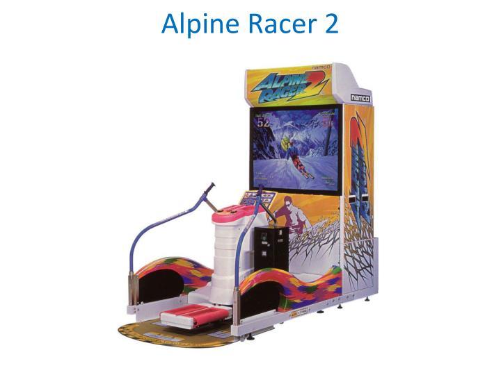 Alpine Racer 2