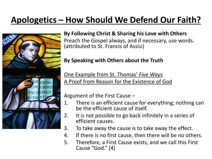 Apologetics – How Should We Defend Our Faith?