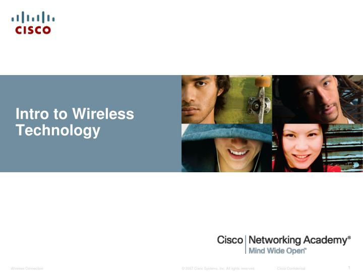 intro to wireless technology n.
