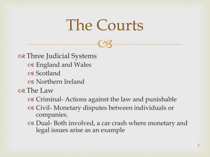 a study of the civil courts in england and wales The criminal court system of the united kingdom is widely regarded as being one of the most complicated in the world the main reason for this is that it was not designed all in one go, but rather it expanded, adapted and developed over the course of more than 1,000 years.