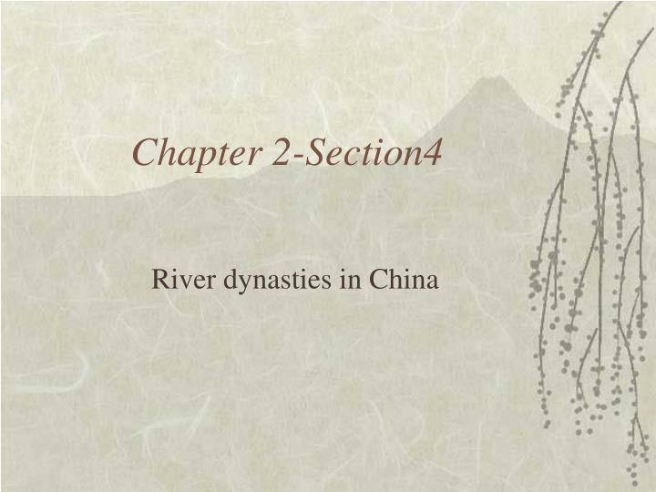 chapter 2 section4 n.