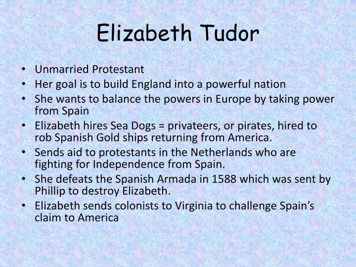 Elizabeth Tudor