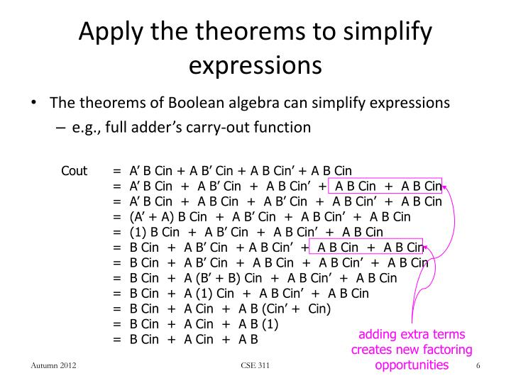 adding extra terms creates new factoring opportunities