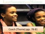 coach theme pgs 78 81