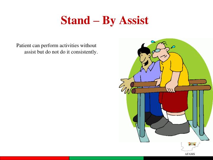 Stand – By Assist