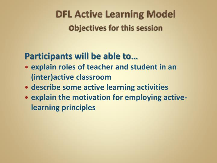 learning objectives 1 explain the motives