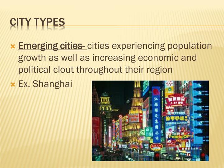 City types