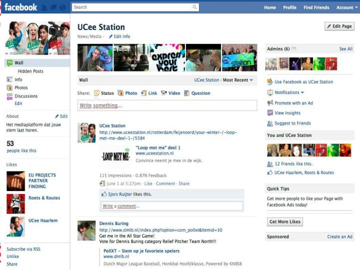 Social Media als communicatie