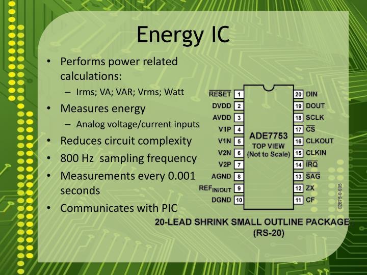 Energy IC