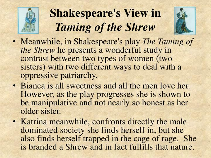 Shakespeare's View in