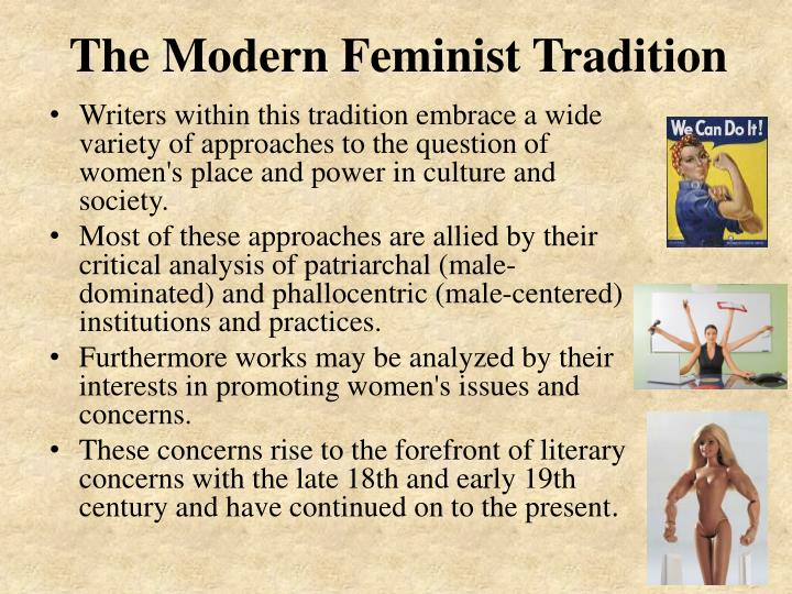 The Modern Feminist Tradition