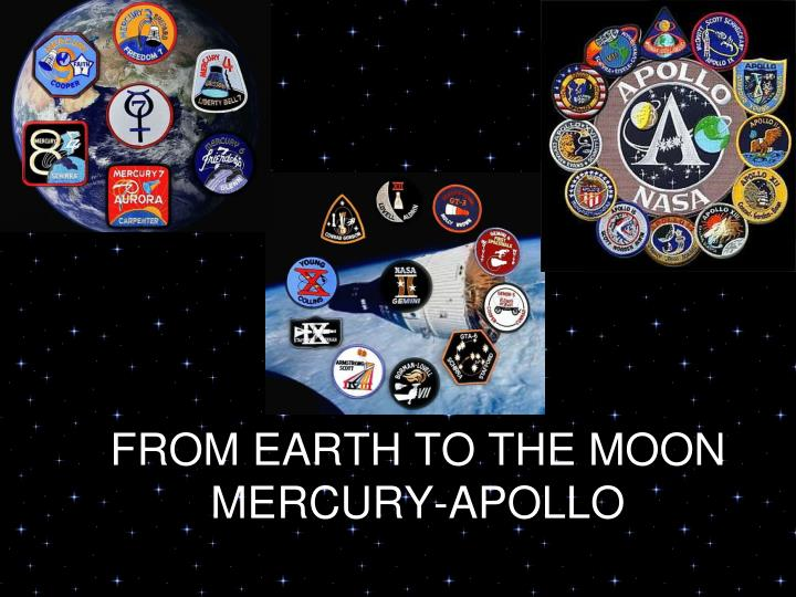 from earth to the moon mercury apollo n.