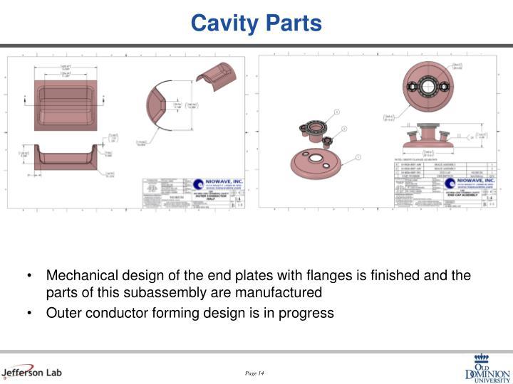 Cavity Parts