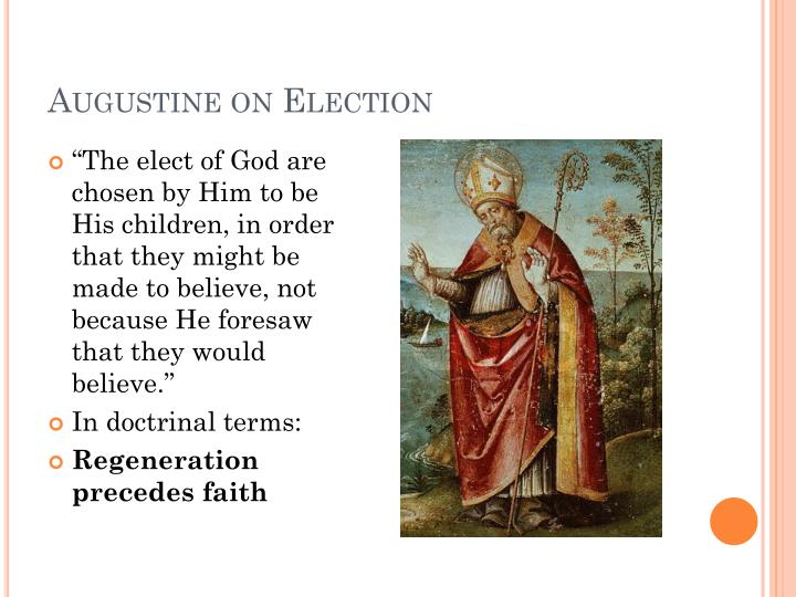 Augustine on Election