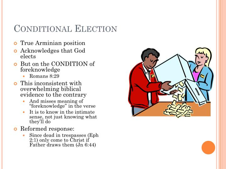 Conditional Election