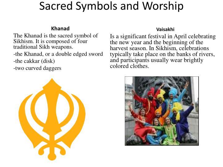 Sacred Symbols and Worship