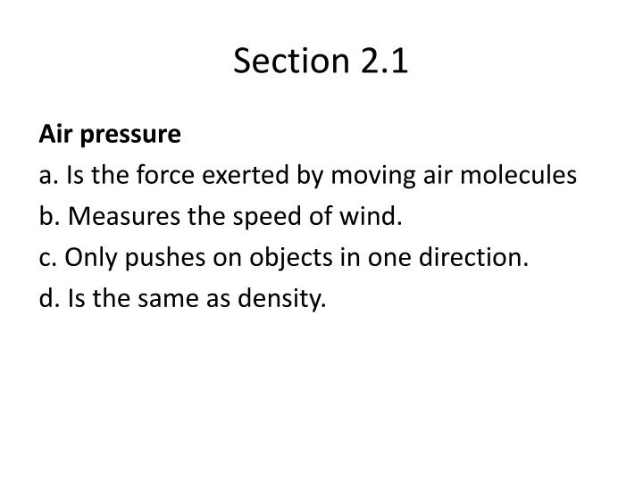 section 2 1 n.