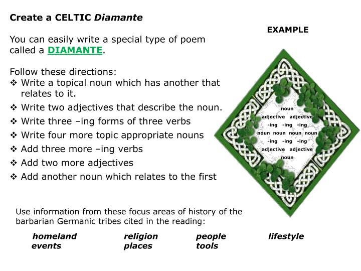 Create a CELTIC